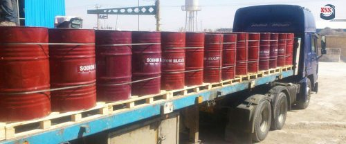 Export of Nafis Silicate Products to the Middle East